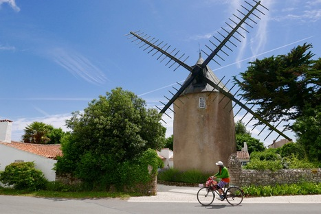 PARUTION THE SUN 27 AOÛT 2016 - ILE BE BACK - Quaint French offshoot boasts fantastic food and biking | Presse tourisme Charente-Maritime | Scoop.it