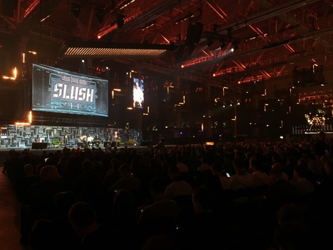 Startups Get Flush With Slush: Plucky Finnish Tech Conference Draws Global Sellout Crowd - GE Reports | Innovation in Manufacturing Today | Scoop.it