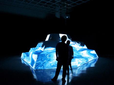 Christopher Bauder – Interactive Digital Playground Installation | pour thp | Scoop.it