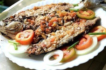 Inihaw na Bangus Recipe (Grilled Stuffed Milkfish) | Delicious Filipino Foods | Scoop.it