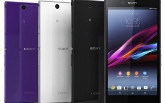 Sony Xperia Z Ultra Announced, Aims at Samsung Galaxy Note 3′s Market Share | IT World | Technology Today | Scoop.it