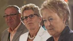Ontario won't loosen up wine-importing laws any time soon: Wynne | Autour du vin | Scoop.it