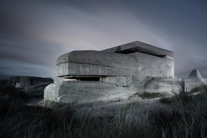 WWII Nazi Bunkers Stand the Tests of Time, Vandalism and Livestock | Raw File | Wired.com | Feed | Scoop.it