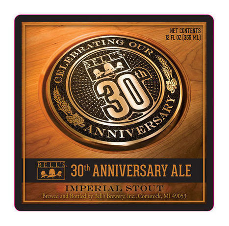 Bell's Brewery to release 30th Anniversary Ale in September | International Beer News | Scoop.it