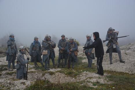 PHOTOS. Un clip de Florent Pagny dans les tranchées de 14-18 | l'art et la guerre 3 pfp2 | Scoop.it