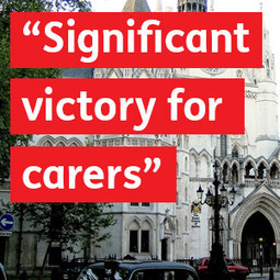 Benefit cap victory for carers - Carers UK | Welfare, Disability, Politics and People's Right's | Scoop.it