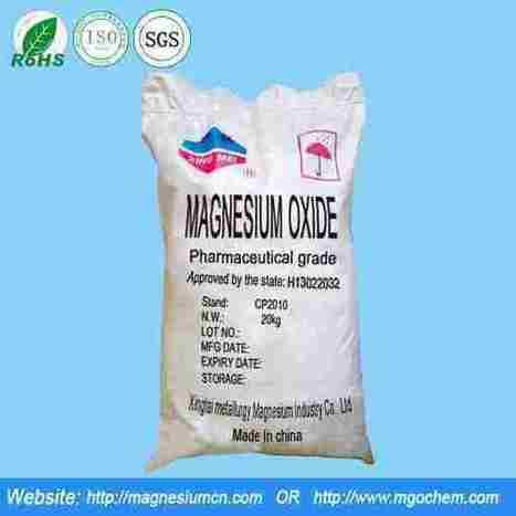 Meishen Pharma-Grade Magnesium Oxide   Magnesium oxide manufacturers in China   Scoop.it