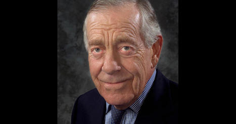 60 Minutes' Morley Safer dies at 84 | CLOVER ENTERPRISES ''THE ENTERTAINMENT OF CHOICE'' | Scoop.it