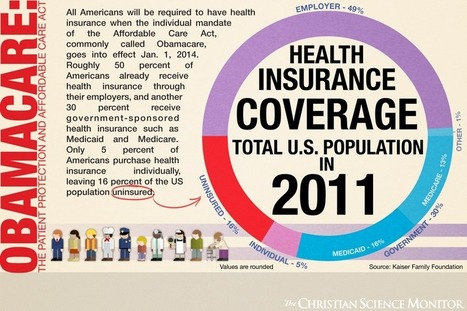 Obamacare facts: How will the law affect you? | Data Head | Scoop.it