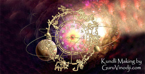 Kundli Making and Matching Services By Guru Vinod Ji | free horoscope services | Scoop.it