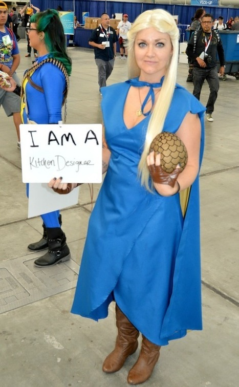 15 SDCC Cosplayers Share Their Jobs | Strange days indeed... | Scoop.it