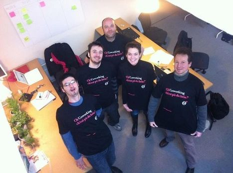 Ch'CoWorking Team   La Cantine Toulouse   Scoop.it