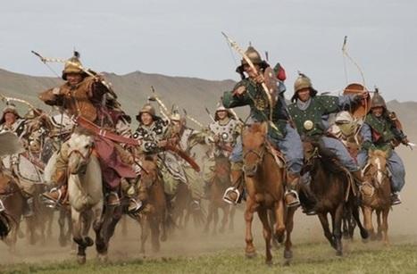 Redutabila armata mongola | Diverse | Scoop.it