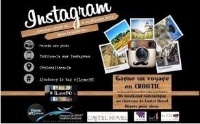 l'Office de Tourisme de Brive organise un concours photo sur Instagram | Actualités du Limousin pour le réseau des Offices de Tourisme | Scoop.it