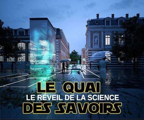 Jour J du Quai des Savoirs à Toulouse | Toulouse La Ville Rose | Scoop.it