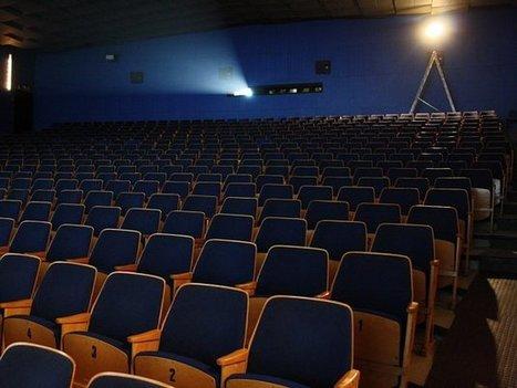 Seniorům stačí v Sázavě na návštěvu kina pouhá dvacetikoruna | Středočeský výběr | Scoop.it