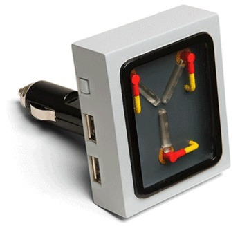 You Can Actually Buy a Flux Capacitor Car Charger Now | Gadgetism | Scoop.it