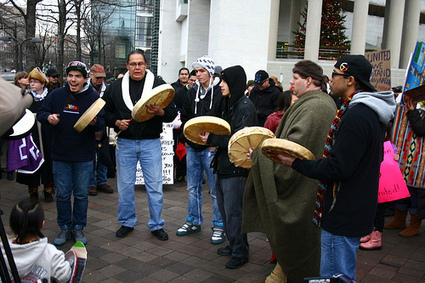 #IdleNoMore Indigenous Report – Melina Laboucan-Massimo & Crystal Lameman – 04/10/13 | Enbridge Blockade | Scoop.it