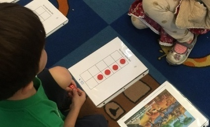 Clever Ways to Use Math Manipulatives with EdTech to Facilitate Deeper Learning | idevices for special needs | Scoop.it