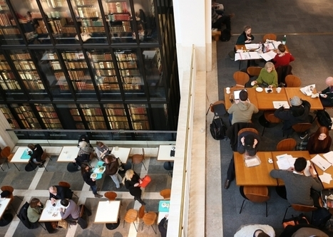 I break the British Library's code of silence and discover I'm an interfering, heartless jerk | Libraries in Demand | Scoop.it