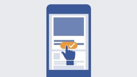 [Facebook] Les posts pertinents remonteront en haut du fil d'actualité | Veille Social Media Marketing | Scoop.it