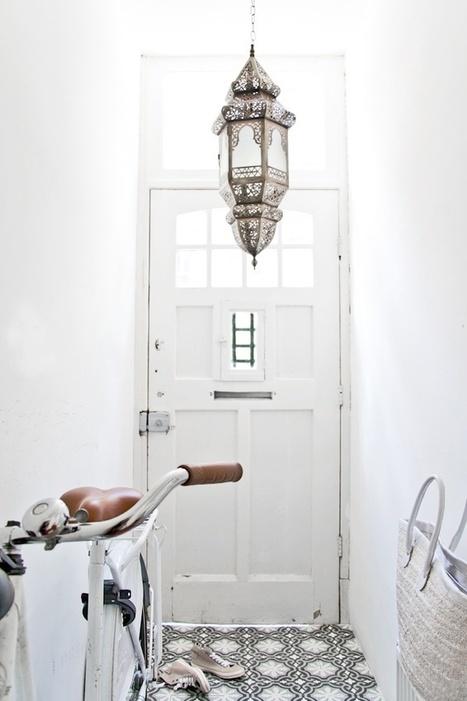 Patterned Tile | interior design | Scoop.it