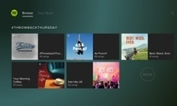 Sony launches Spotify-powered PlayStation Music streaming service | Musicbiz | Scoop.it