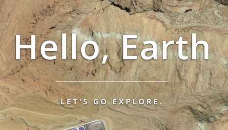Google Earth | Primary geography | Scoop.it
