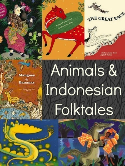 Animals in Indonesian Folktales | indonesian schooling | Scoop.it