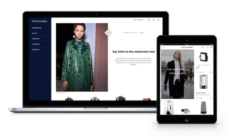 Is the New Style.com Working? | Luxe 2.0 - Marketing digital - E-commerce | Scoop.it