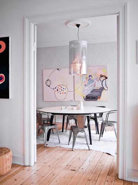 Bright and inspiring | NordicDesign | Déco Design | Scoop.it