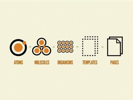 Atomic Design | Brad Frost Web | Design Thinking - Design Process | Scoop.it