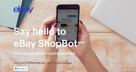 A Chatbot Isn't A Damn Website! – Chatbots Magazine | Ботобизнес | Scoop.it