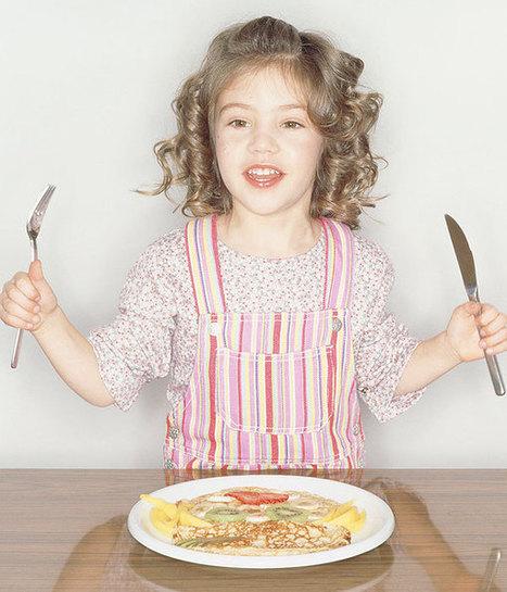 Bambini: come insegnare le buone maniere a tavola | Mamme sul Web | Scoop.it