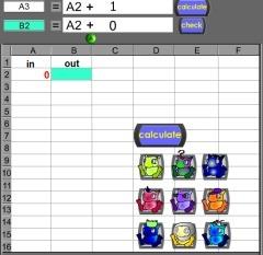 Alien Spreadsheet | Marvelous Math | Scoop.it