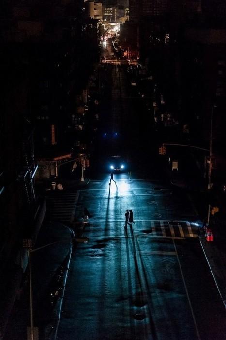 Le blackout à New York après le passage de Sandy, par Guillaume Gaudet | Phototrend.fr | Articles photo | Scoop.it