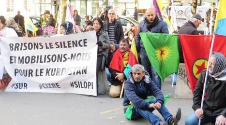 Manifestation de Kurdes dans les rues de Nantes ce mercredi 10 février | NPA 44 - revue de presse | Scoop.it