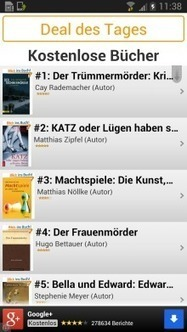 Kindle Gratis - Android App | Apps and Widgets for any use, mostly for education and FREE | Scoop.it