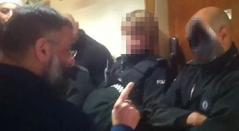 Hate preacher's vile rant at Muslim cop | The Indigenous Uprising of the British Isles | Scoop.it