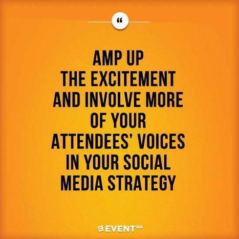 4 Ways Event Social Media Strategies Are Changing | CIM Academy Digital Marketing | Scoop.it