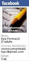 FORMACIÓ DE PERSONES ADULTES - EPA: INFORME MUNDIAL SOBRE L'APRENENTATGE I L'EDUCACIÓ D'ADULTS | Educació de persones adultes | Scoop.it