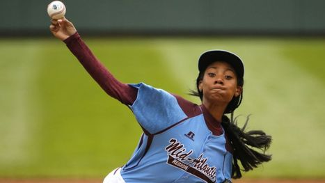Recruiting Violation Complaint against UConn Coach Who Called Little Leaguer Mo'Ne Davis | Coaching & Ethics Kangah E | Scoop.it