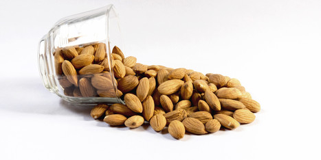 Almond Benefits: Why Almonds Are Basically Perfect - Huffington Post Canada | Foodies (Rawism, Vegetarianism, Veganism) | Scoop.it