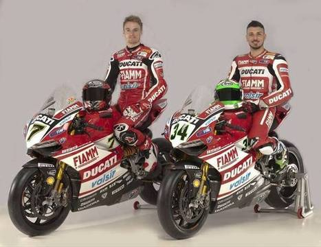 Ducati Superbike Team Revealed | Ductalk Ducati News | Scoop.it
