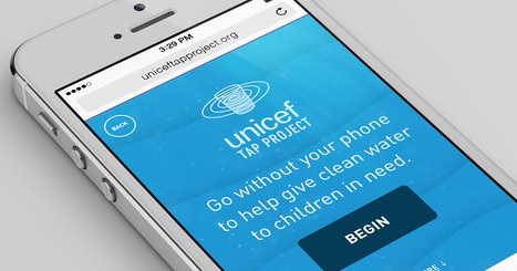 UNICEF Tap Project | Business Admin | Scoop.it