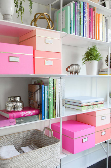 15 Things Organized People Have in Their Homes | Best Home Organizing Tips | Scoop.it