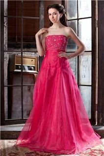 red elegant evening dresses - dressv.Com | fashiondresses | Scoop.it