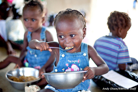 When Food Isn't the Answer to Hunger | If you lead them, they will follow! | Scoop.it