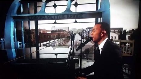 'Selma Is Now': John Legend's Momentous Oscar Speech | anti-racism framework | Scoop.it