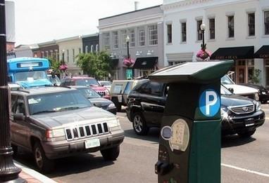 Le Echos - Parkeon, le Big Data réinvente le stationnement | Parkings à Paris | Scoop.it